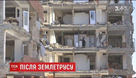В Иране растет число жертв разрушительного землетрясения