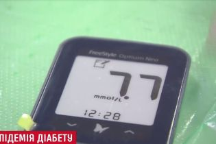 В Украине озвучили страшную статистику больных диабетом