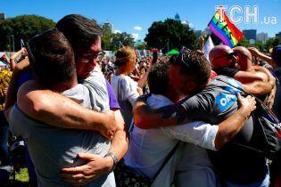 Австралійці проголосували за легалігацію одностатевих шлюбів