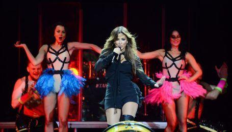 Повернення Ані Лорак: як співачка прорвалася на київську сцену вперше за три роки