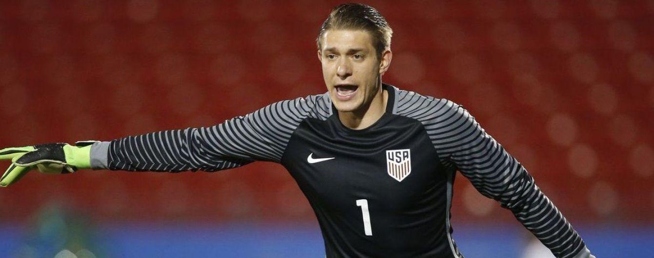 Воротар збірної США припустився курйозної помилки в матчі з Португалією