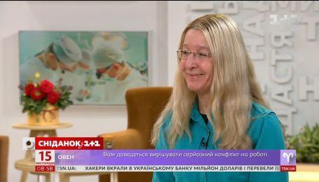 В. о. міністра охорони здоров'я Уляна Супрун прокоментувала стан трасплантології в Україні