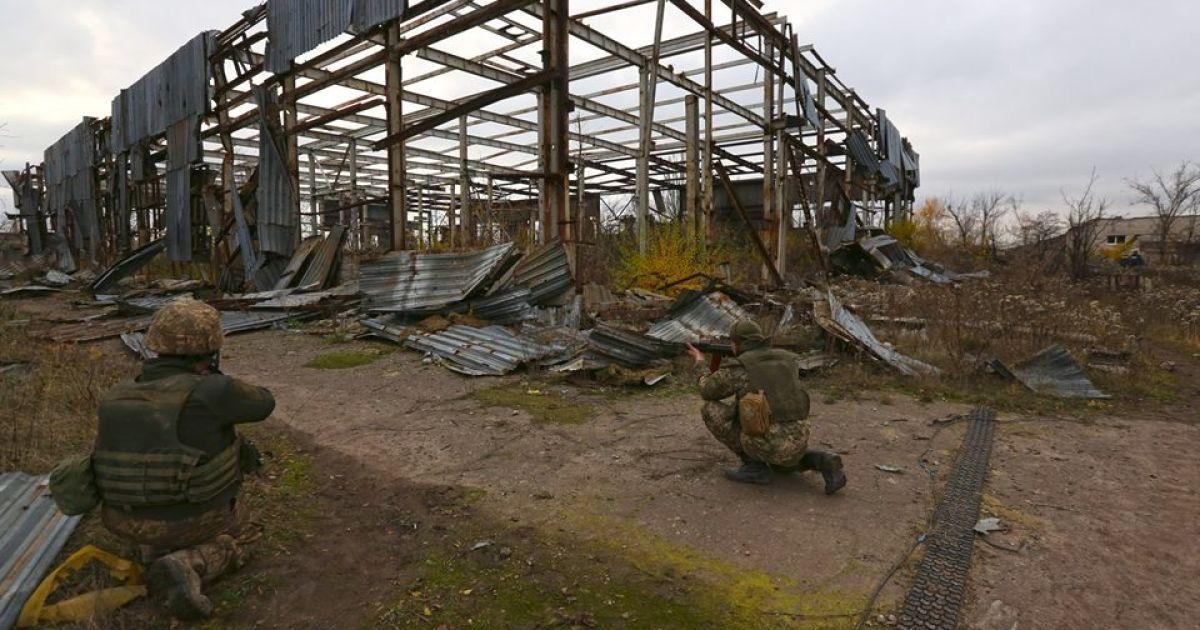 С кавказским акцентом: одновременно с военным положением в Украине на фронте возле Авдеевки появились иностранцы