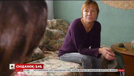 Історія киянки Ірини, яка втратила зір, проте не втрачає жаги до життя