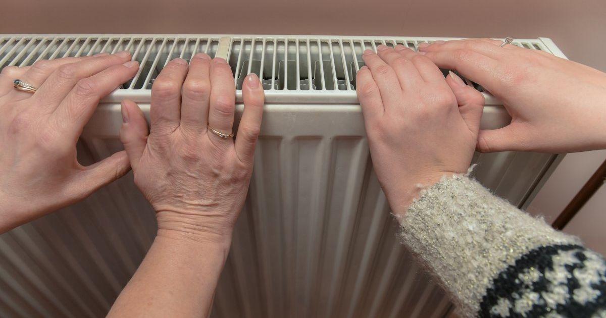 В центре Киева около сотни домов остались без отопления в мороз до -10 °: причина