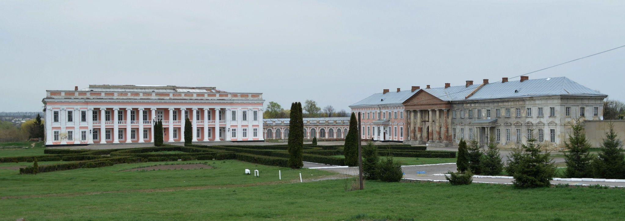Палац Потоцьких, місто Тульчин