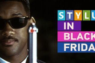 Распродажа «Черная Пятница» в интернет-магазине Stylus