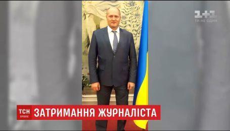 До затриманого в Білорусі журналіста Павла Шаройка допустили українського консула
