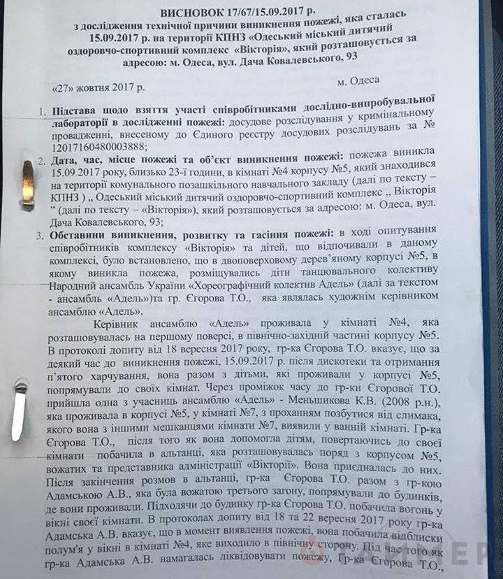пожежа в таборі Вікторія в Одесі_1