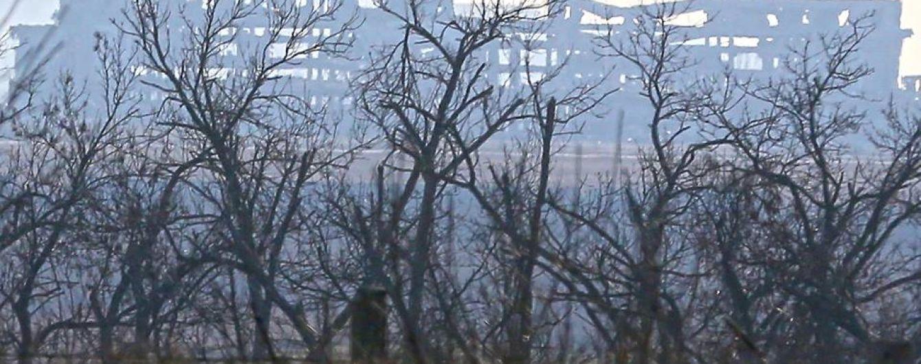 Українські військові ліквідували бойовиків біля Донецького аеропорту