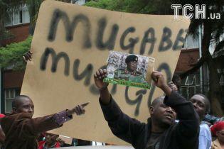 Після відставки Мугабе екс-віце-президент Зімбабве керуватиме країною