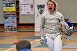 Харлан выиграла этап Кубка мира по фехтованию