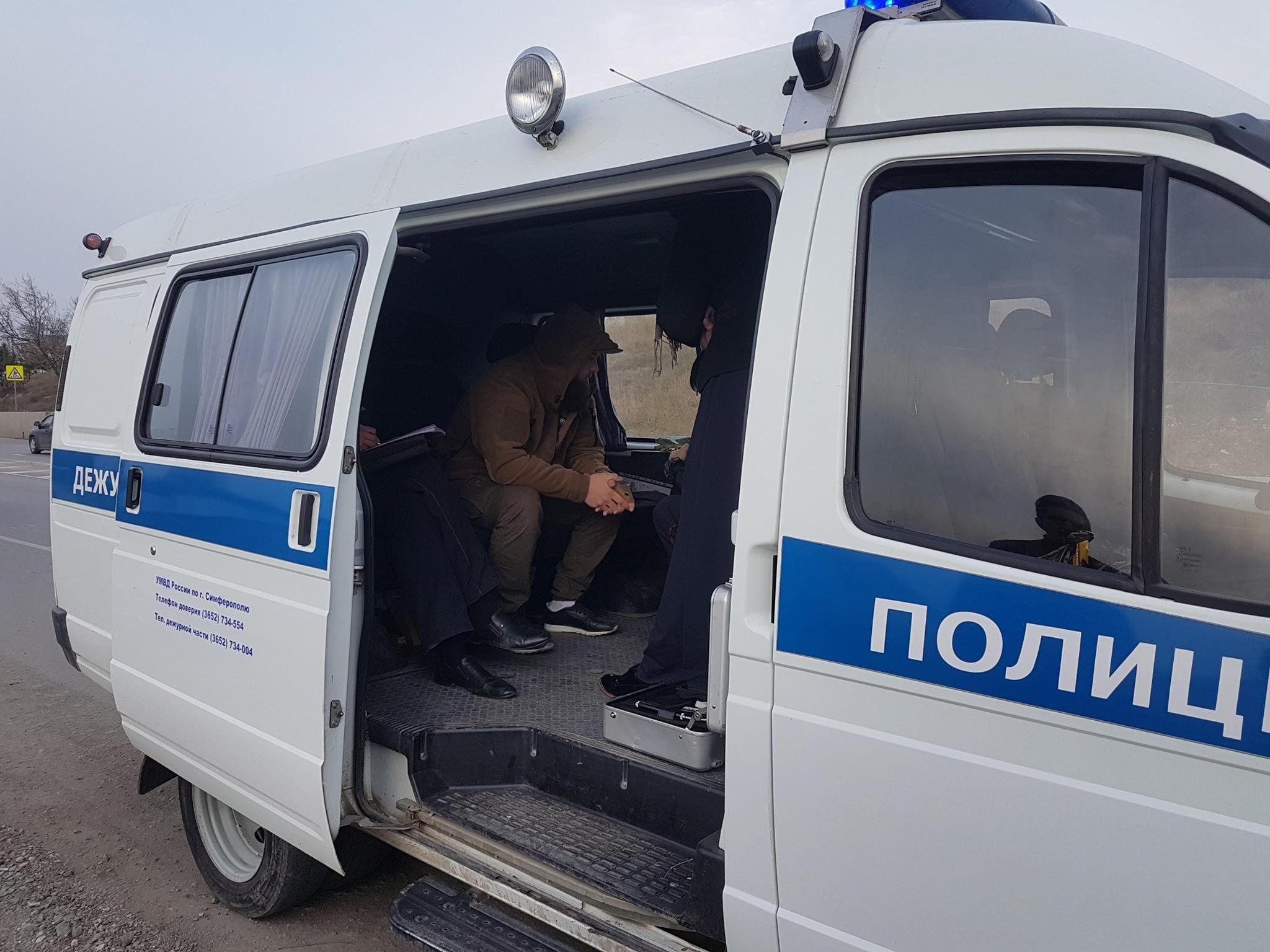 Крим, затримання, кримський татарин, активіст, Руслан Белялов_2