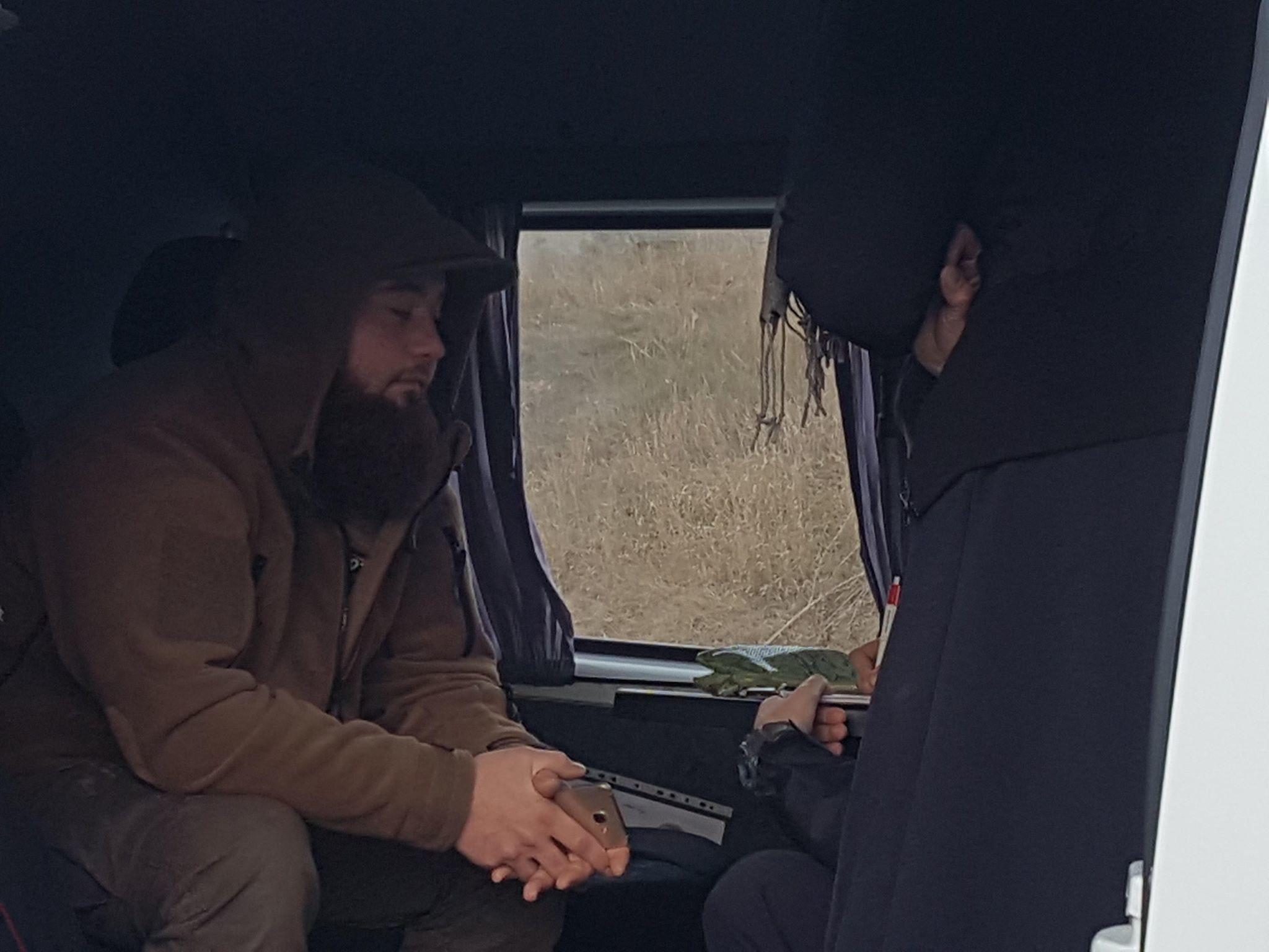 Крим, затримання, кримський татарин, активіст, Руслан Белялов_1