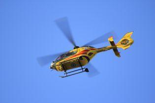 В США разбился медицинский вертолет, есть погибшие