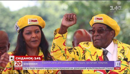 Прихоти Гуччи Грейс: почему в Зимбабве не выдержали поведения жены руководителя страны