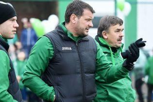 """""""Карпати"""" звільнили тренерський штаб, керувати клубом буде Друді"""