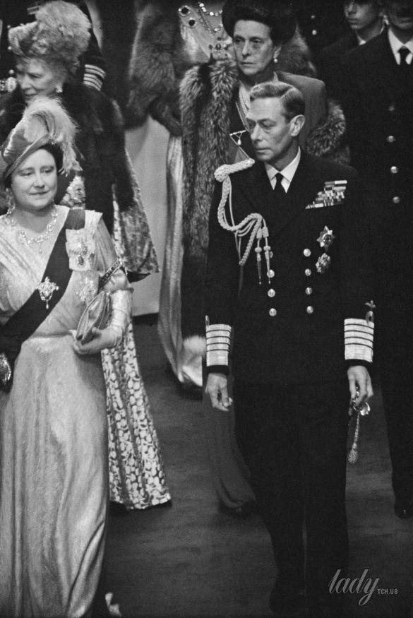 Свадьба королевы Елизаветы II и принца Филиппа_1