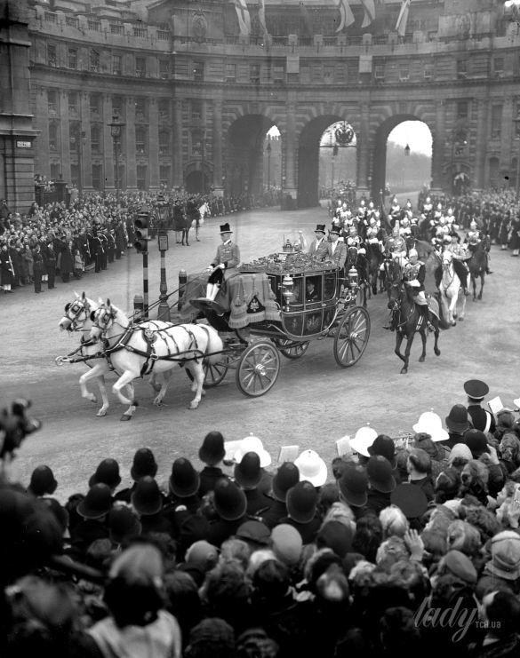 Свадьба королевы Елизаветы II и принца Филиппа_3