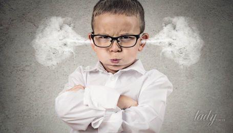 Істерика у дитини: що робити? 10 порад