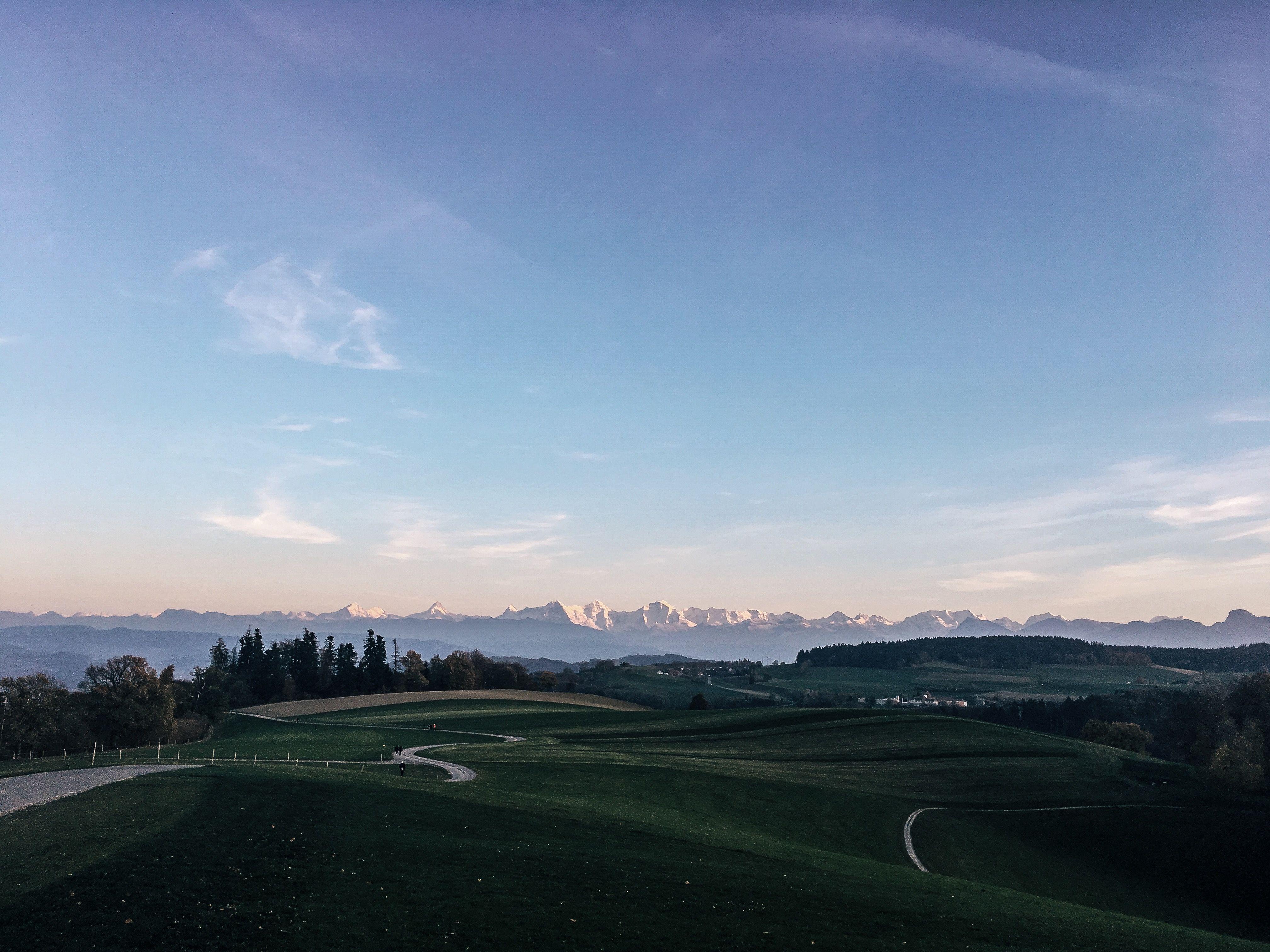 Гора Гуртен, Берн