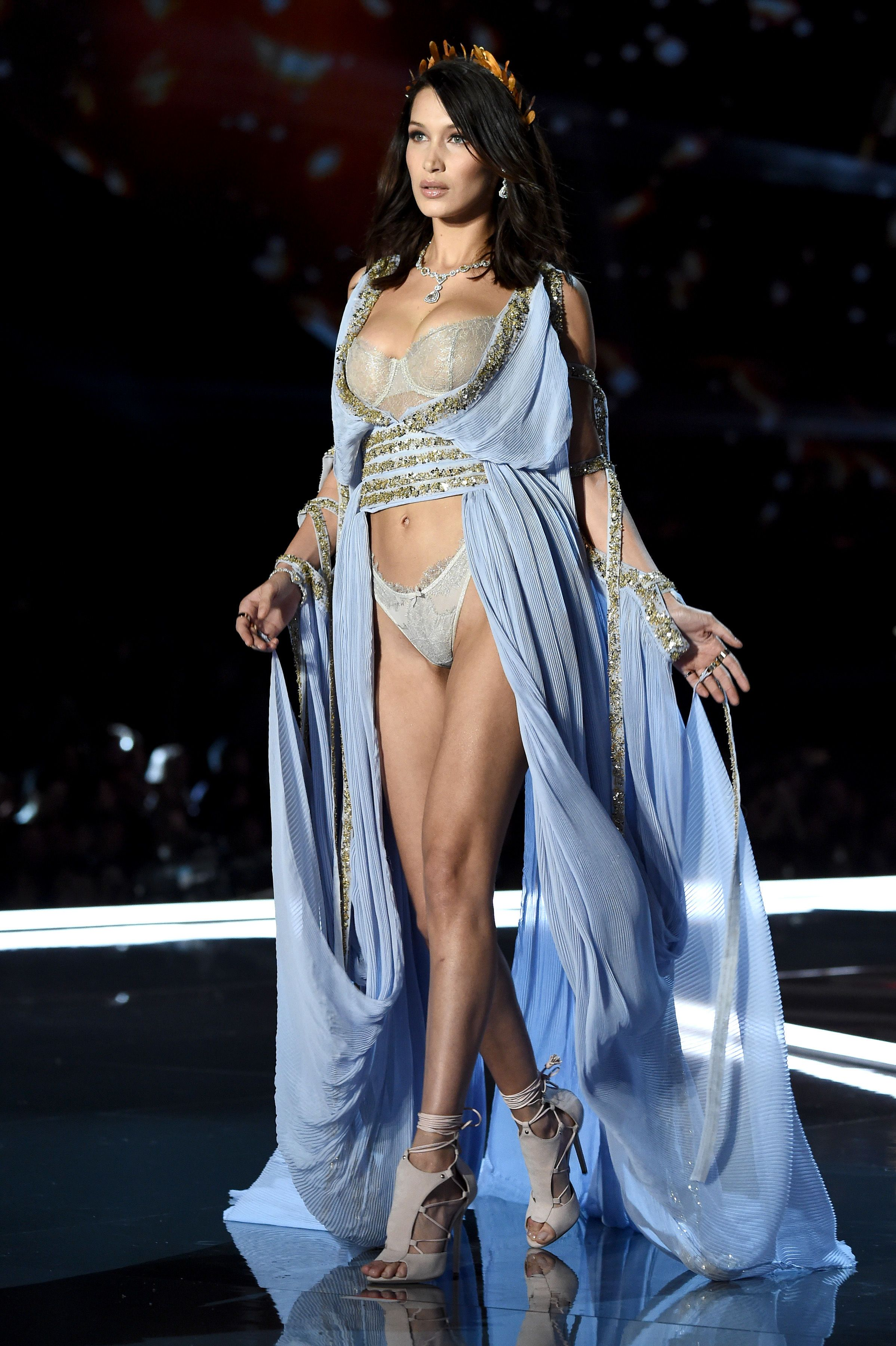 Белла Хадід на Victoria's Secret_1