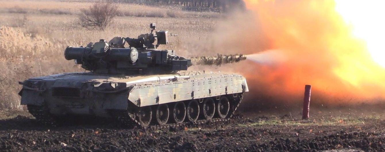 Ситуация на Донбассе: украинские военные ликвидировали четырех боевиков и уничтожили их БТР
