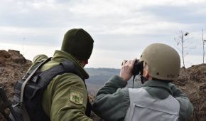 На передовой были ранены двое украинских военных. Ситуация на Донбассе