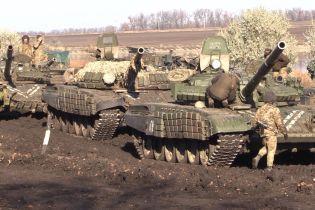 Российские наемники на Донбассе стреляли из зенитных установок. Один украинский воин погиб
