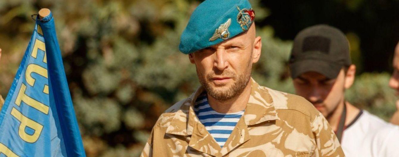 Блакитні берети стають бордовими. Україна сьогодні вперше відзначає День десантно-штурмових військ