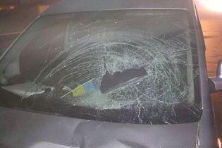 На Чернігівщині іномарка збила на смерть жінку з двома маленькими дітьми