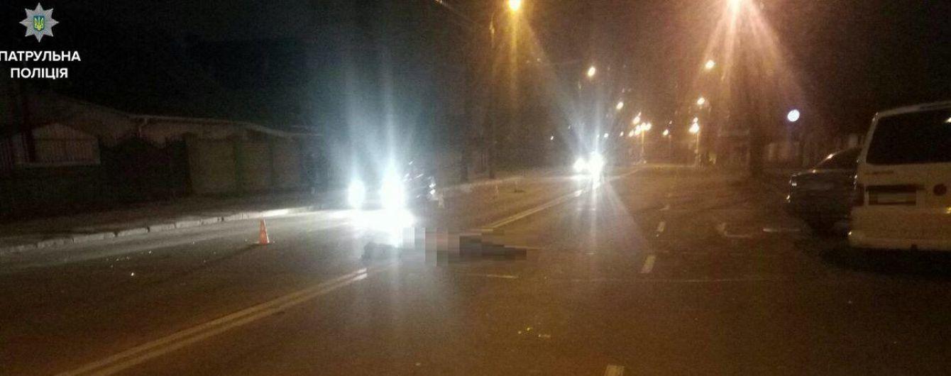 У Вінниці сталася смертельна ДТП через собаку, що вибіг на дорогу