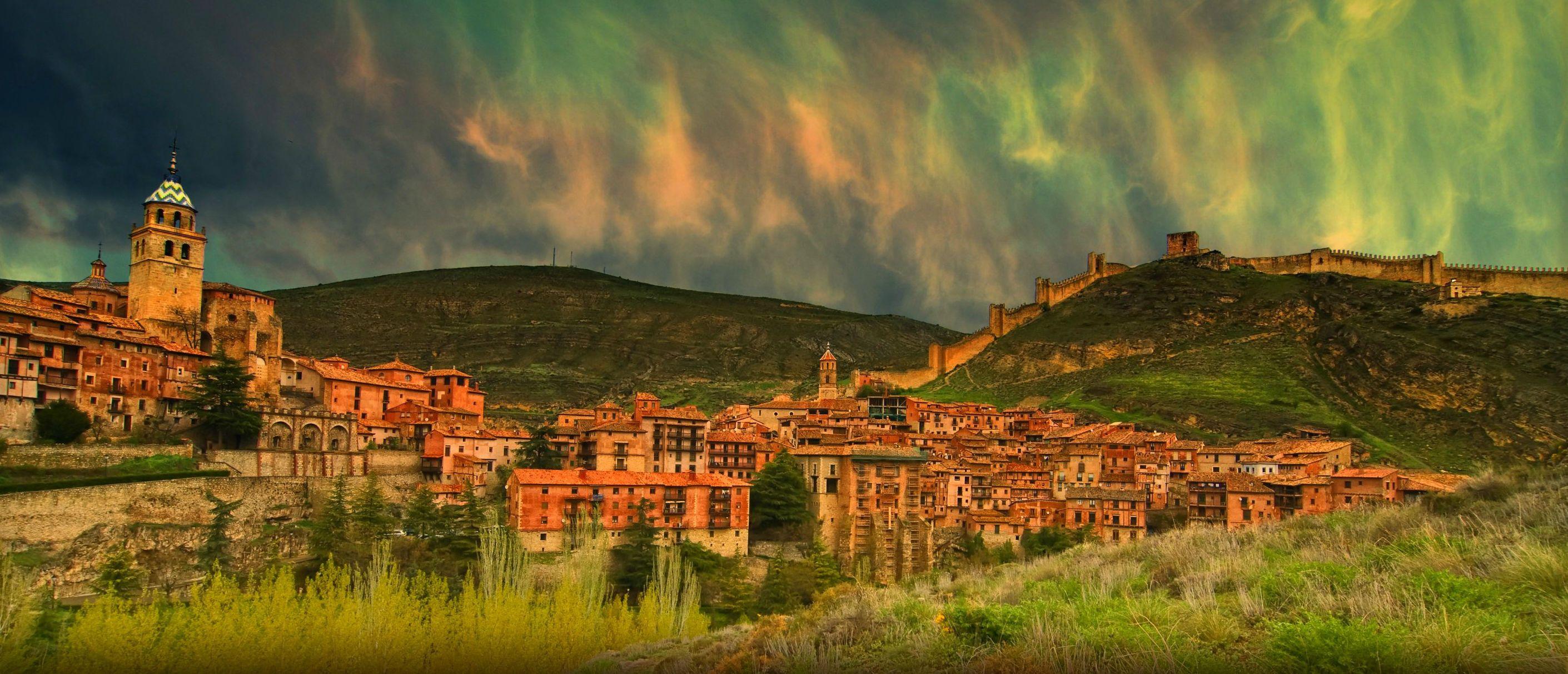 Альбаррасін, Іспанія