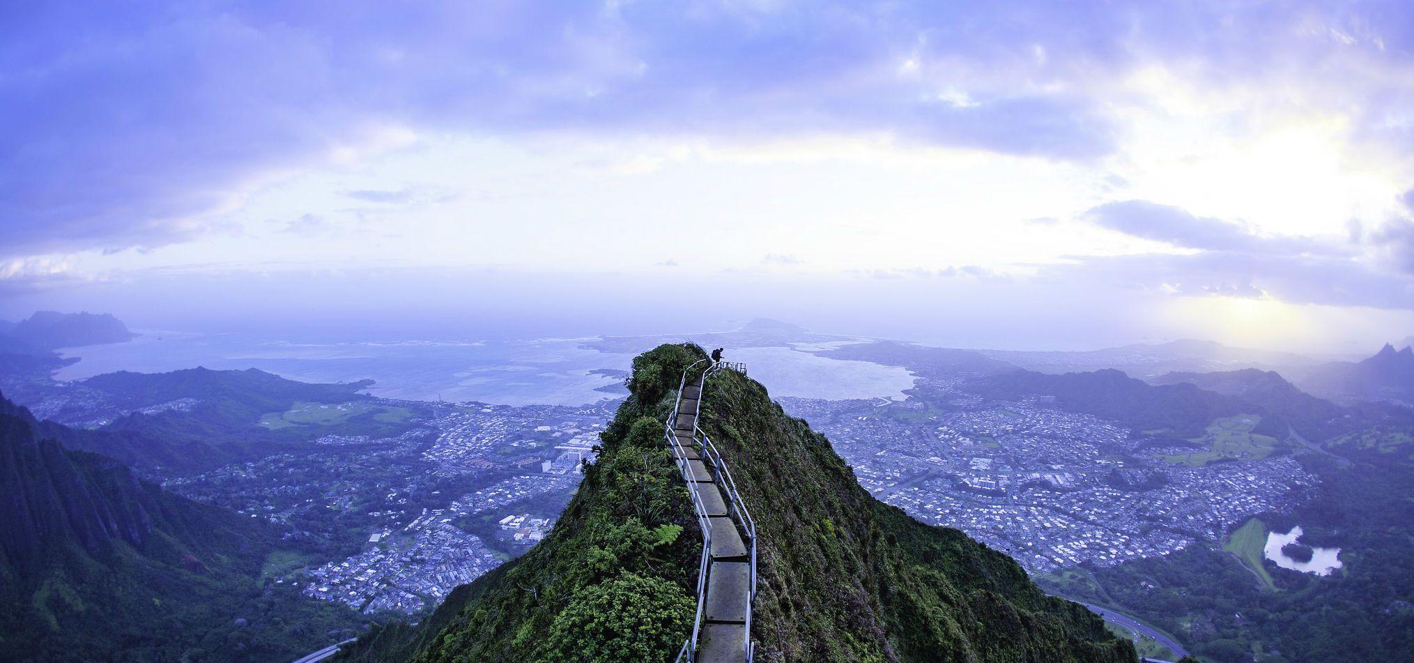 Сходи Хайку, Гаваї