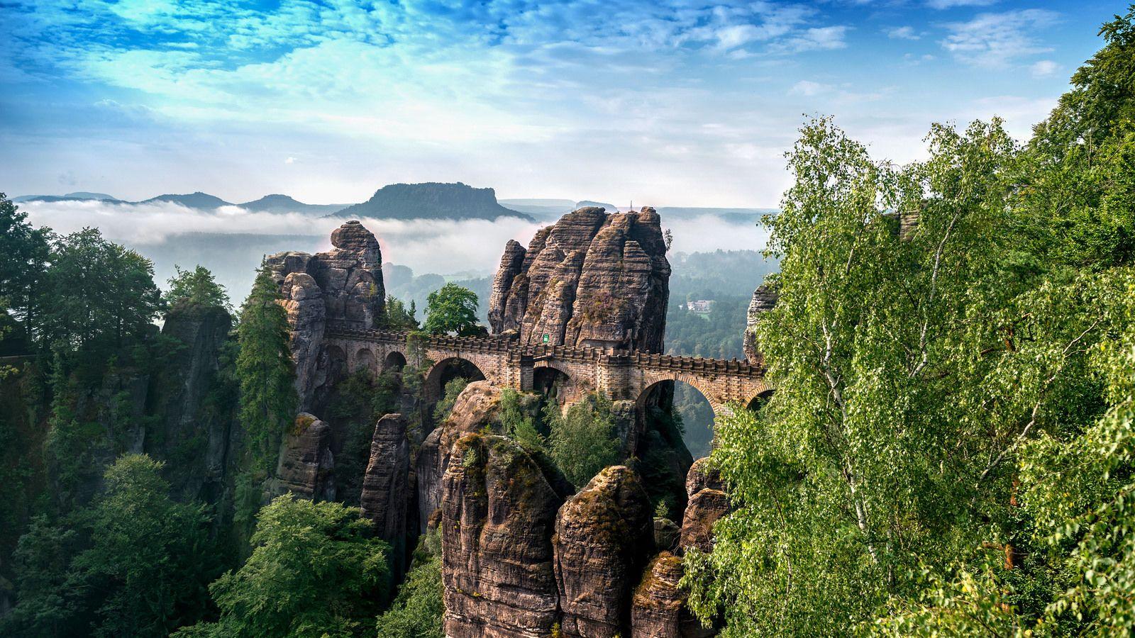 Бастай, Німеччина