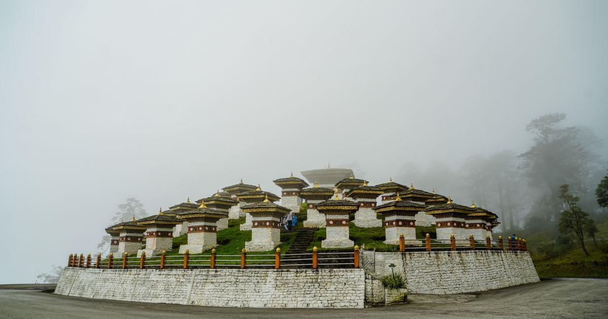 Бутан — королевство счастья