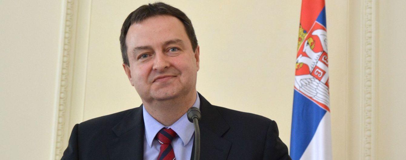 Сербия официально отмежевалась от визита делегации из оккупированного Крыма в Белград