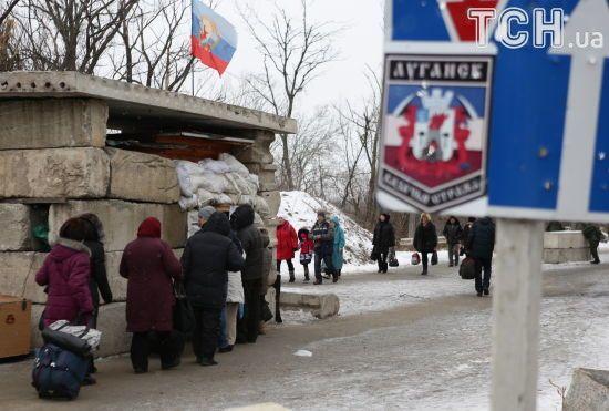 На Луганщині затримали причетного до терористичних угруповань чоловіка