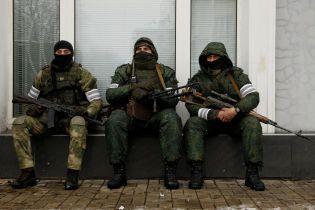 Диверсанти бойовиків підірвались на власних мінах - штаб АТО