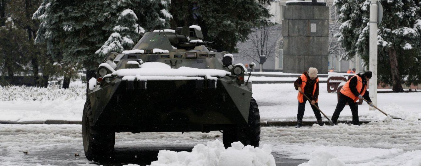 На Донбассе активизировались боевики: офицеры из РФ проверяют боеготовность - разведка