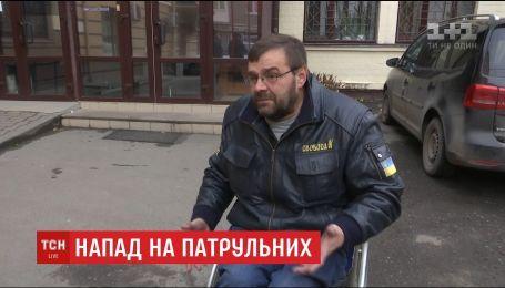 В Тернополе депутат облсовета с инвалидностью побил полицейских