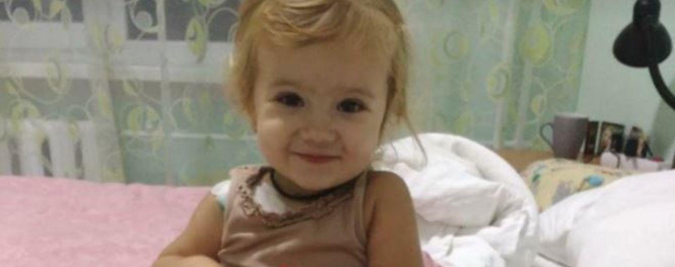 Врятуйте Діанку: зірки і небайдужі українці долучилися до збору коштів для 3-річної дівчинки