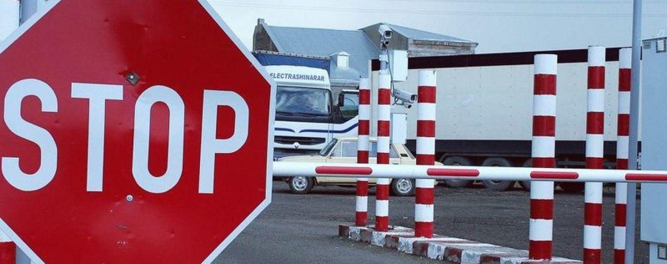 Пограничники усилили контроль на пунктах пропуска в страны ЕС