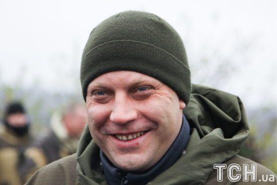 ТАСС підтвердив загибель Захарченка
