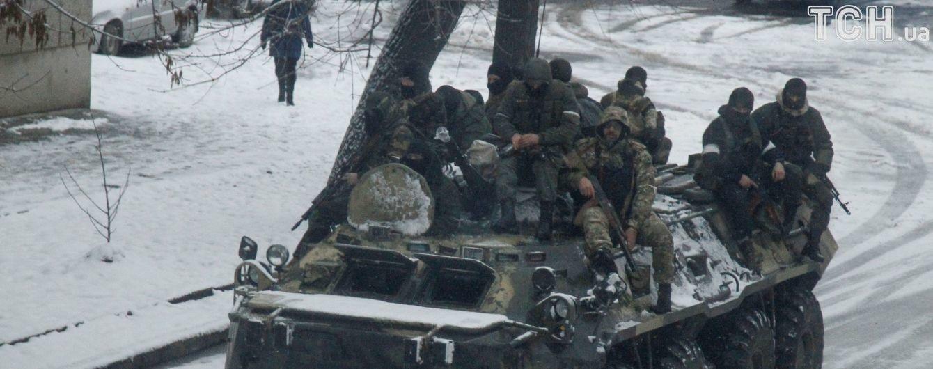ОБСЕ показала видео перестрелки возле Донецкой фильтровальной станции