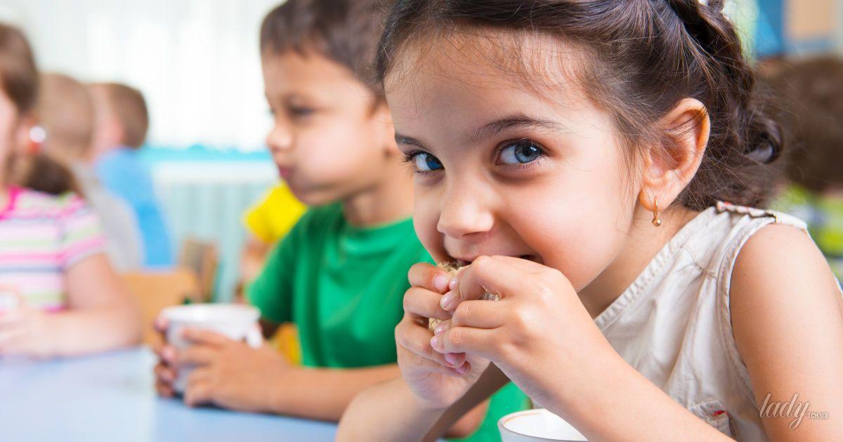 Диета для детей Детская диета