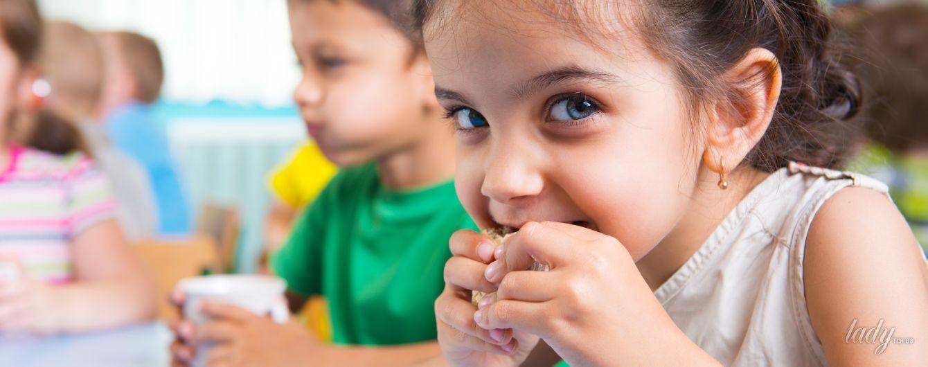 Самая универсальная диета для детей