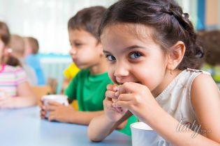 Найуніверсальніша дієта для дітей