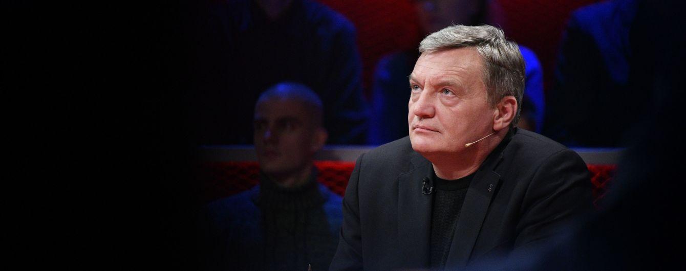 """Розбірки між ватажками """"ЛНР"""" не позначаться на ситуації на лінії фронту - Гримчак"""