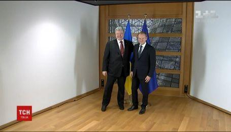 Дональд Туск заявив, що ЄС ніколи не визнають незаконної анексії Криму